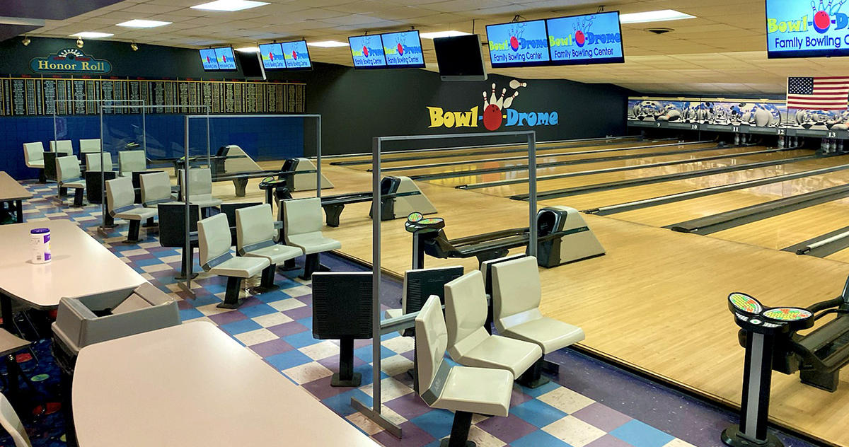 Bowl-O-Drome is commitment to providing safe entertainment